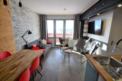 rénovation appartement à BELLE PLAGNE