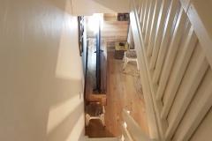 rénovation escaliers Valmorel
