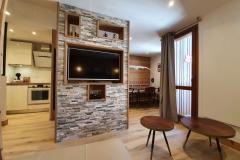 rénovation appartement à Valmorel