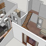Plan 3D - image extraite d'un plan 3D